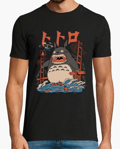 Tee-shirt les voisins attaquent la chemise mens