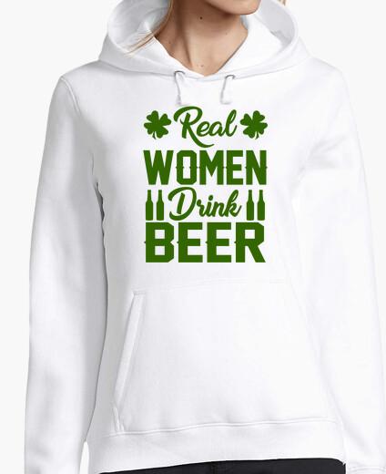 Sweat les vraies femmes boivent de la bière