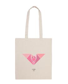 Lesbian slang: white lepakko (finland). bag.