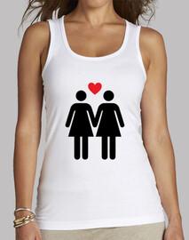 Lesbienne LGBT gay pride lesbiennes