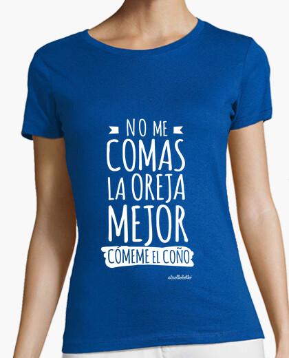 Tee-shirt lesbiennes t: ne pas manger mon oreille ...