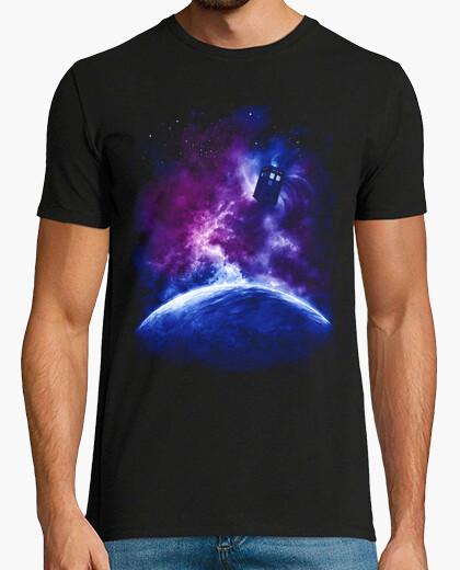 Tee-shirt l'espace et le temps