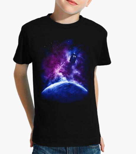 Vêtements enfant l'espace et le temps