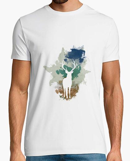 Tee-shirt l'esprit de la forêt