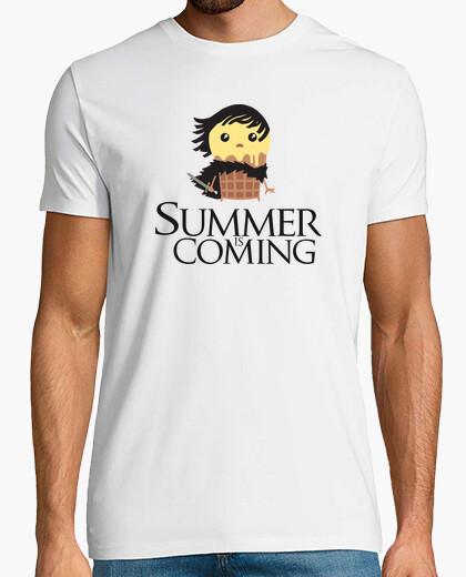 T-shirt l'estate sta arrivando