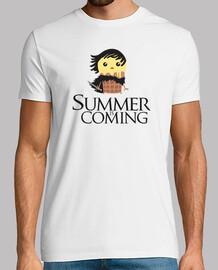 l'estate sta arrivando