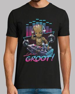 Let's Groot !