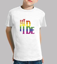 let it be - pride