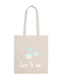 Let it go (Frozen/Disney)