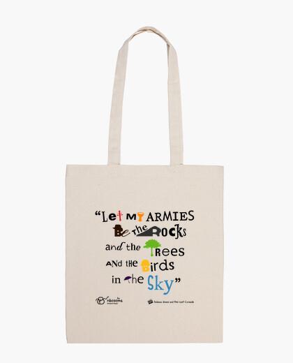 Bolsa Let my armies be...