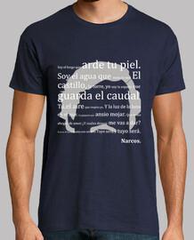 Letra Narcos