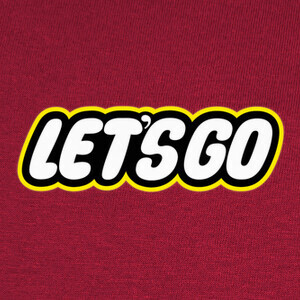 Let's Go T-shirts