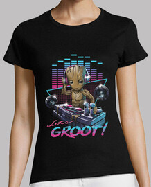 lets groot! shirt womens