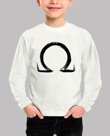 Letter Omega - Black Edition