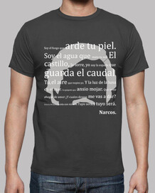 lettera narcos