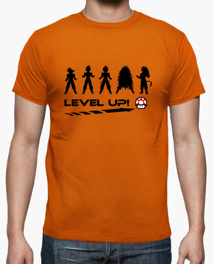 Camiseta Level Up!