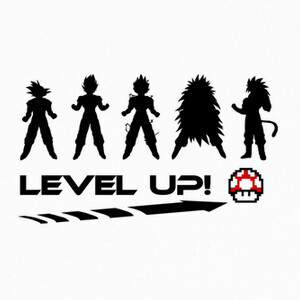 Camisetas Level Up!