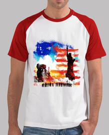 lever du soleil américain