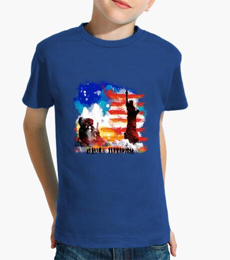 Vêtements enfant lever du soleil américain