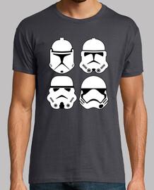 L'évolution de Stormtrooper (garçon)