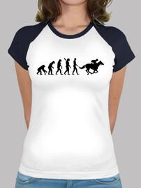 l'évolution des courses de chevaux