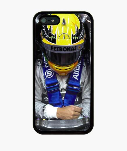 Funda iPhone Lewis Hamilton