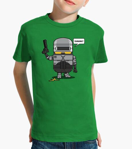 Ropa infantil ley despreciable niños enforcer camiseta