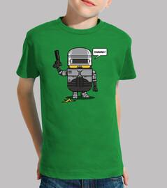 ley despreciable niños enforcer camiseta