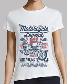 leyenda de la motocicleta