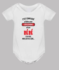 leyenda del bebé / nacimiento