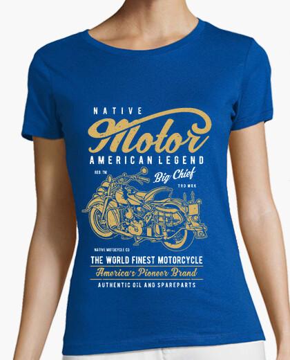 Camiseta leyenda del motor