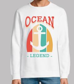 leyenda del océano
