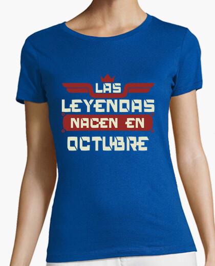 Camiseta Leyendas