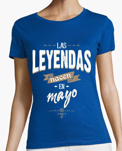 Camiseta Leyendas mayo