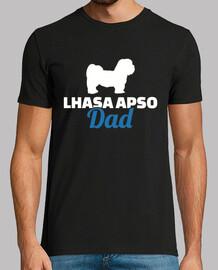 lhasa apso papà