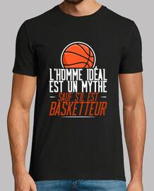 L'homme idéal est basketteur