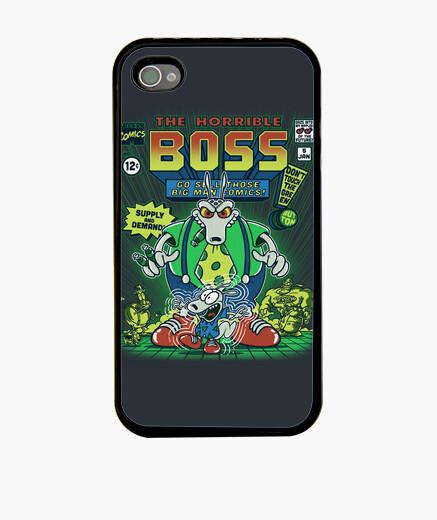 Coque iPhone l'horrible patron