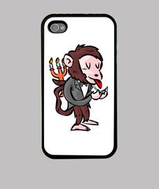 lia scimmia maggiordomo pitis