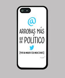libbre più che un politico - cover ipod