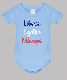 libertad igualdad mbapped / pie