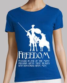 liberté sancho