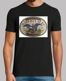 Liberty beer, San Francisco, USA