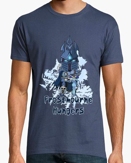 Lich king - t-shirt da uomo
