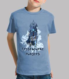 lich king - t-shirt figlio