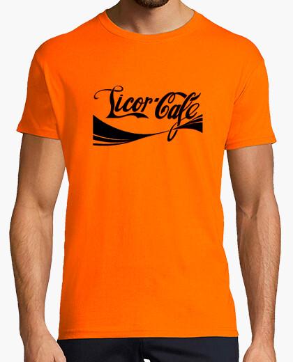 Camiseta Licor-Café