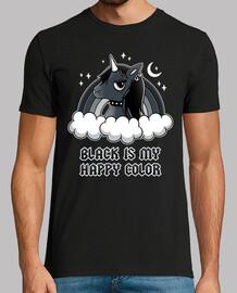 licorne noire
