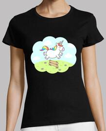 licorne rêveuse