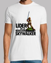 Lider de la rebelión Skywalker