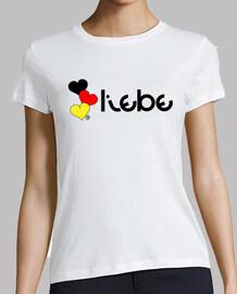 liebe - amour (allemand)