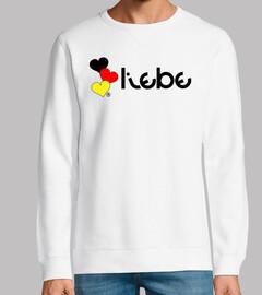 Liebe - Love (allemand)